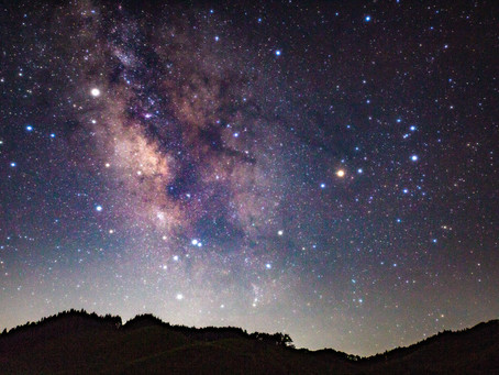 星を見に行こう、撮りに行こう。