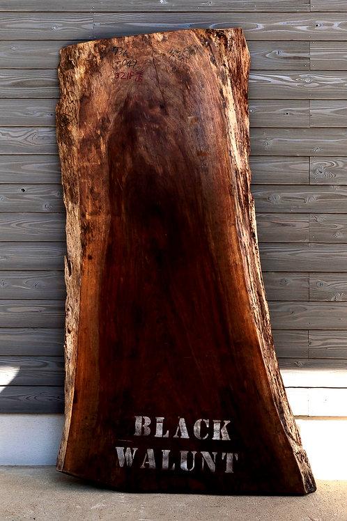 #21-46 ブラックウォールナット サイズ W700㎜×H1900㎜×D70㎜
