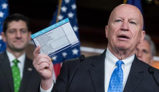 Brady with postcard 1040