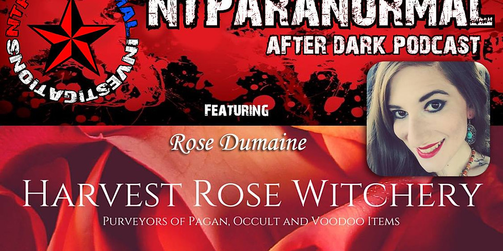 After Dark Podcast: Readings with Rose
