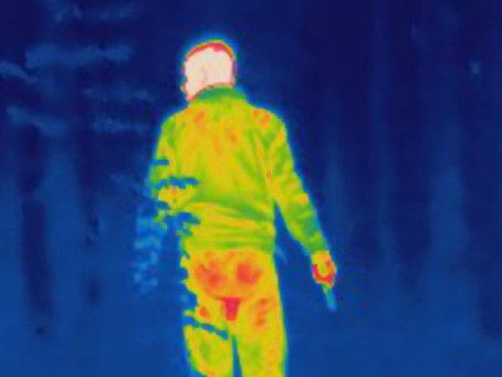 Thermal Imaging and Paranormal Application