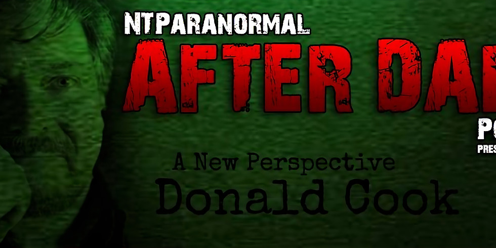 After Dark Podcast: A New Perspective with Don Cook
