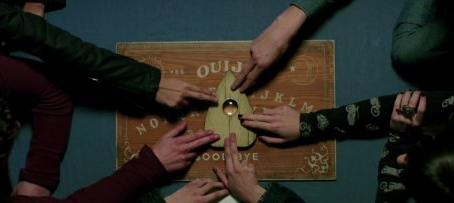 The Science of a Witch Board
