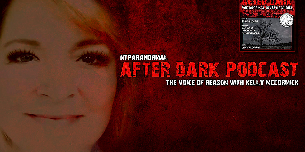 After Dark Podcast: The Voice of Reason with Kelly McCormick