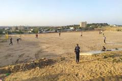 Un fantacalcio solidale per permettere la costruzione di un campo da calcio nella Striscia di Gaza