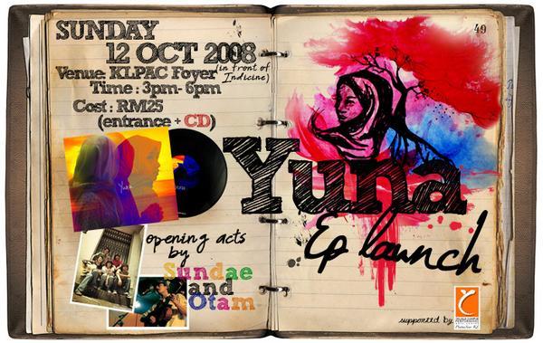 Yuna EP Launch