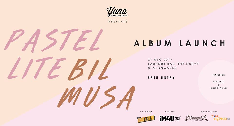 Pastel Lite & Bil Musa Album Launch