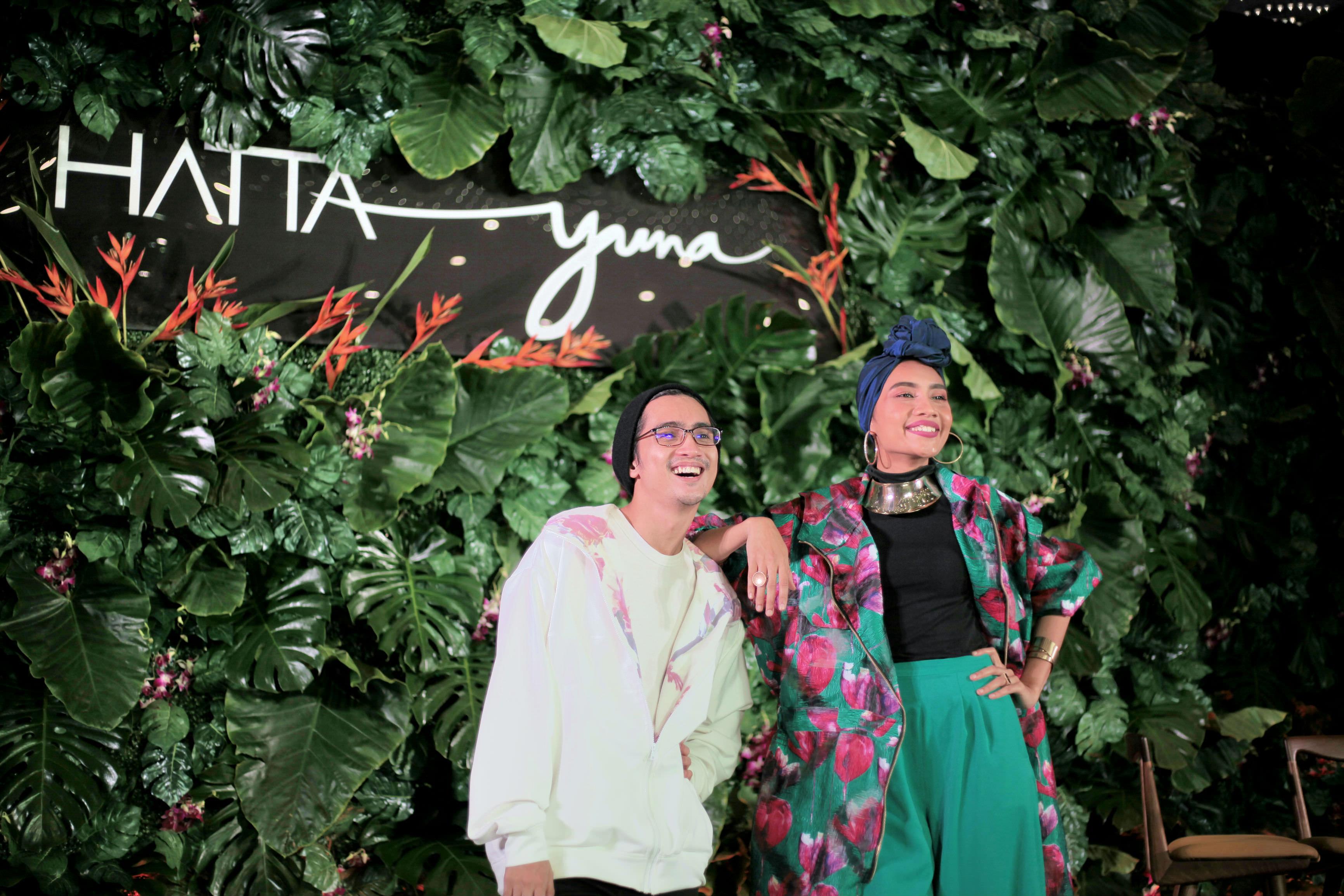 HATTA x Yuna