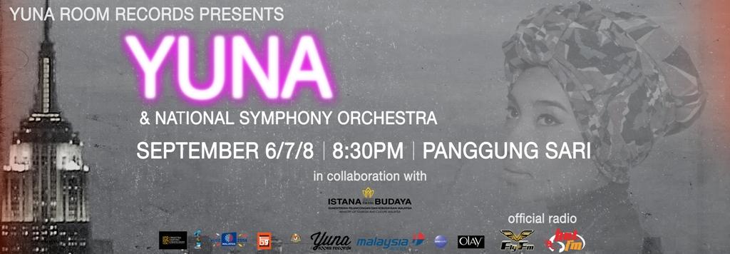 Yuna & National Symphony Orchestra