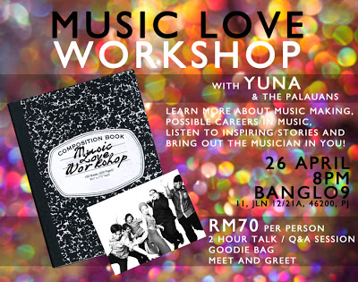 Yuna MUSICLOVEworkshop