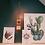 Thumbnail: Live Edge Pine Air Plant Display with Air Plant