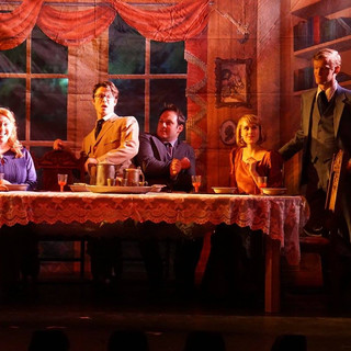 """Murder Before Tea"" at The Virginia City Opera House"