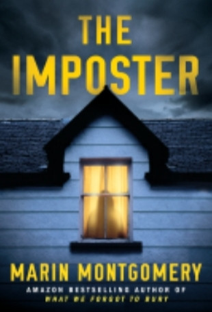 The imposter by  Marin Montgomery - book cover