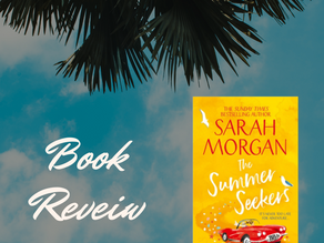 The Summer Seekers by Sarah Morgan [Book review]