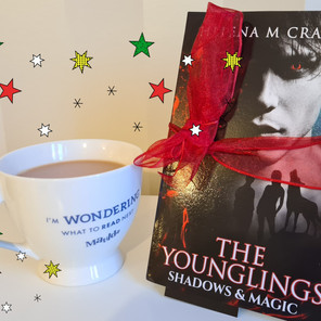The Younglings- Shadows and Magic by Helena M Cragg {Book tour review}