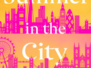 Summer in the City by Fiona Collins [Book review]
