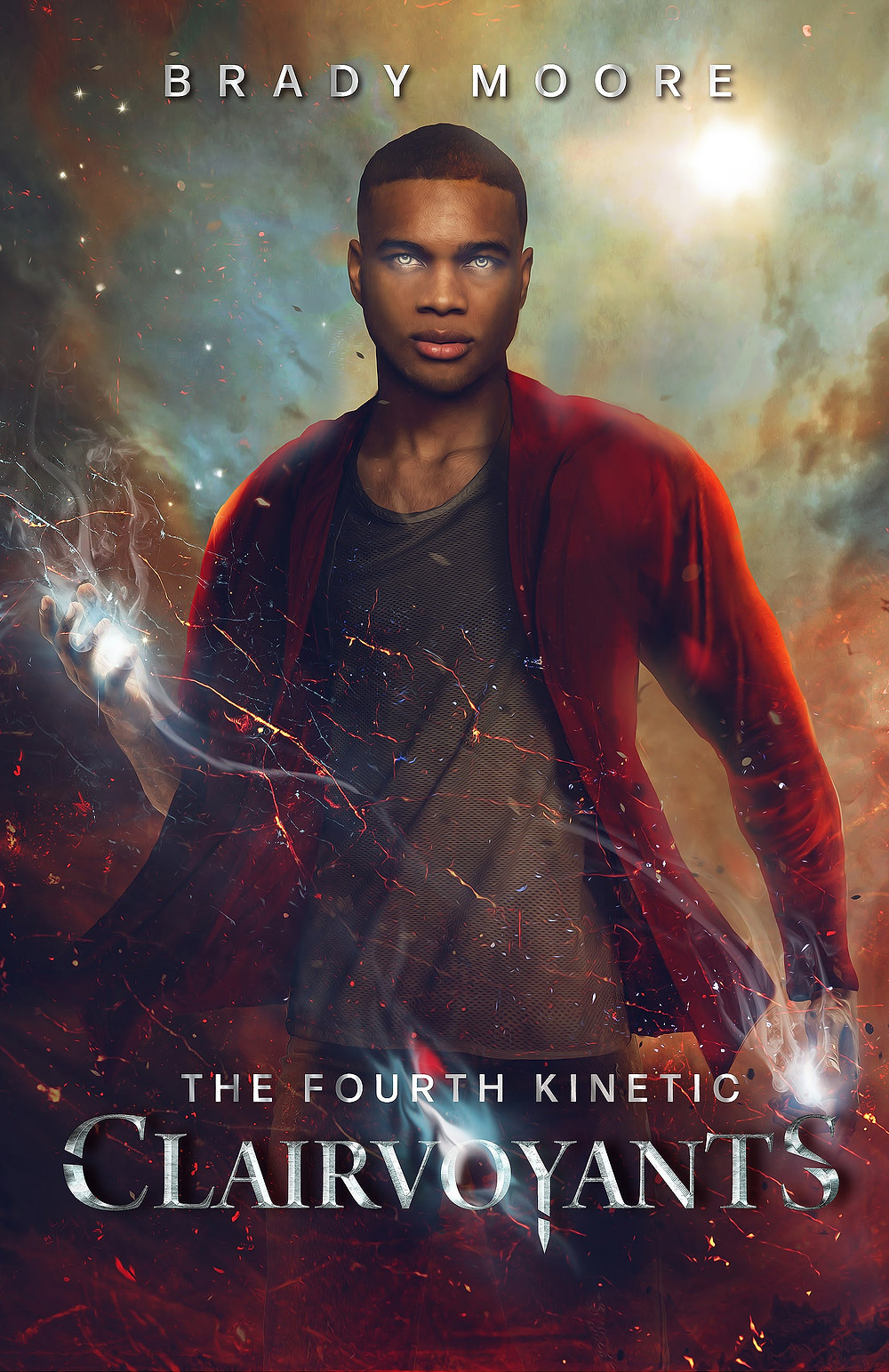 Clairvoyants: The fourth kinetic book cover