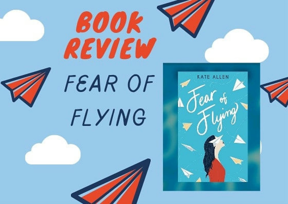 Fear of flying by Kate Allen book cover