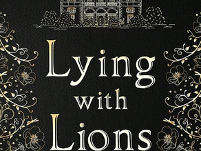 Lying with Lions by Annabel Fielding [Book review]
