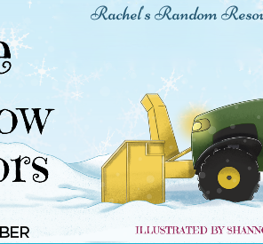 The Dance of the Show Tractors - a Sienna books series {Book tour review}