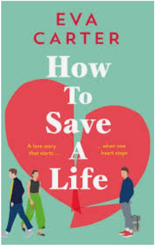 How to save a life by Eva Carter - book cover