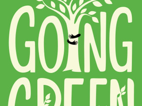 Going Green by Nick Spalding [Book review]