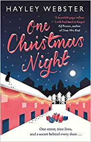One Christmas night by Hayley Webster - book cover