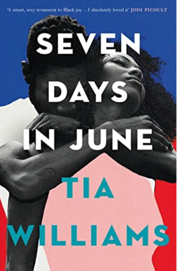 Book cover of Seven days in June by Tia Williams