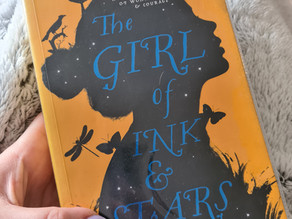 The Girl of Ink and Stars by Kiran Millwood Hargrave [Book review]