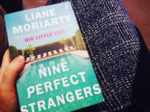 Nine perfect strangers [Book review]