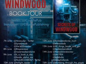 The Secrets of Windwood by Jack Reese [Book tour review]