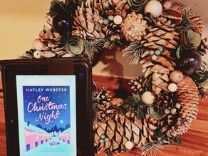 One Christmas night - Hayley Webster [book review]
