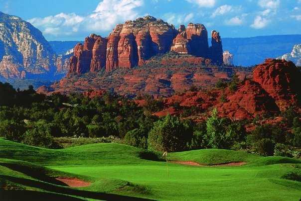 Sedona Landscape image 3(golf green)