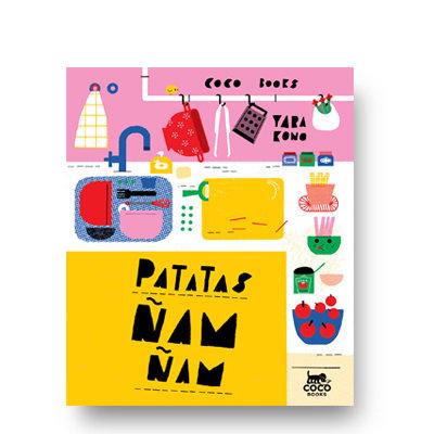 Libro - Patatas ñam ñam