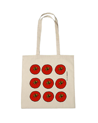 Tote bag - Diseño de tomates