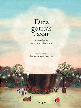 Libro - Diez gotitas de azar