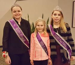 2018 MHAHA Royalty