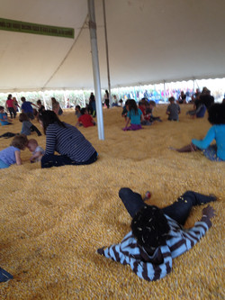 Corn Pits and Fall Festivals