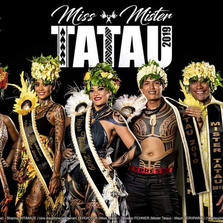 La culture polynésienne, ma première passion!!!