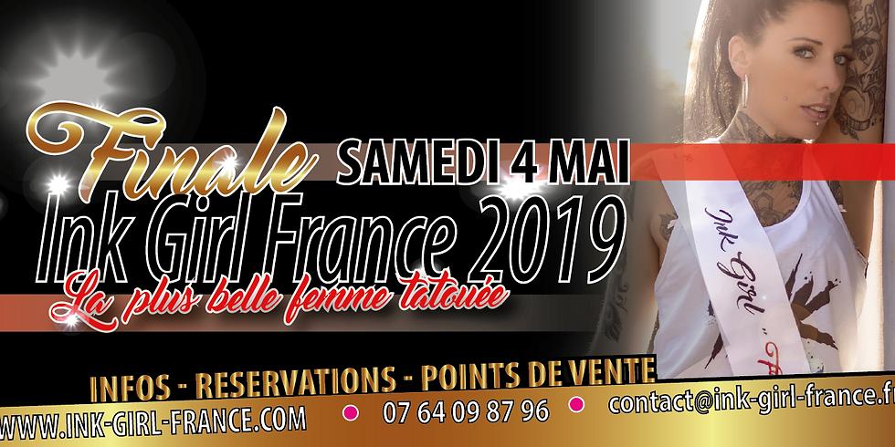 Finale Ink Girl France 2019