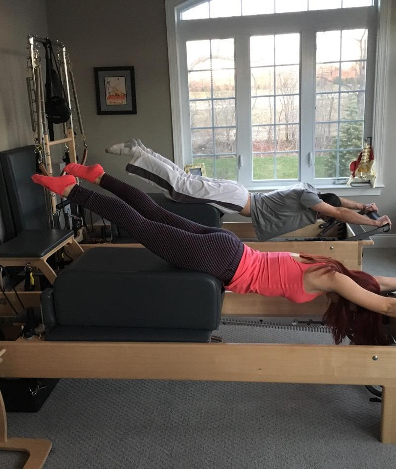 Pilates strong