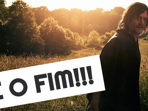 """AMC anuncia fim de """"The Walking Dead"""""""