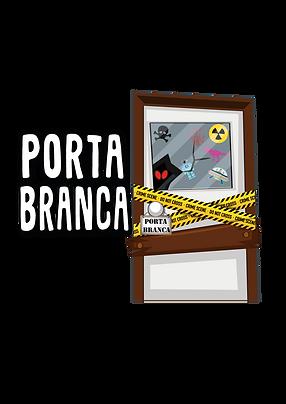 Logo Porta Branca Podcast