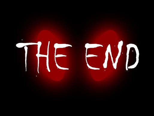 VEM AÍ: The End