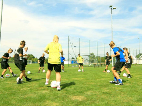 Womens Senior Team - Training