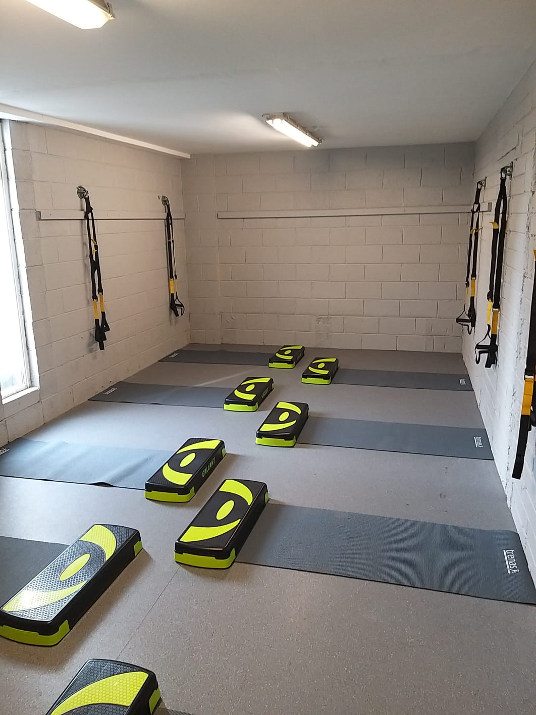 Strength & Conditioning Room