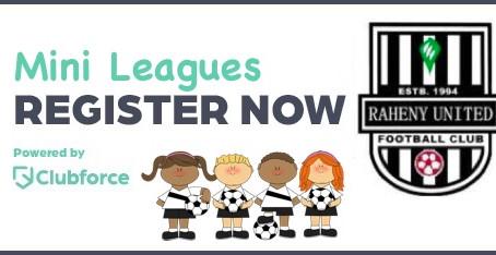 Mini Leagues 2021 - Registration & Fixture Update