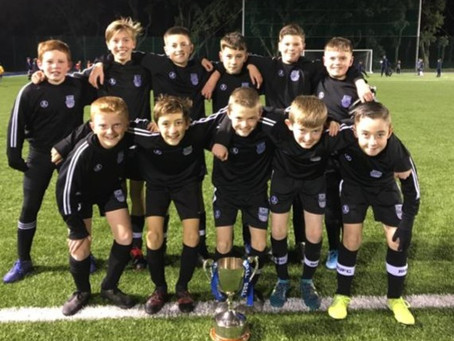 SFAI SKECHERS CUP - UNDER 12 v Belvedere