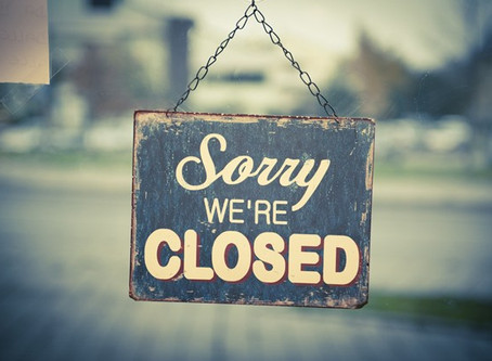 Temporary Clubhouse & Bar Closure