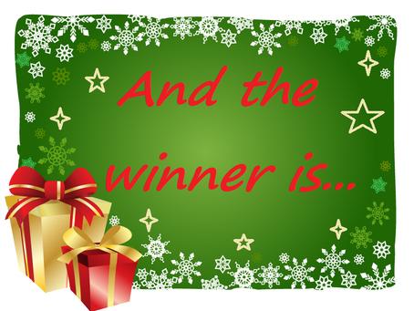 Christmas Raffle - Winning Numbers